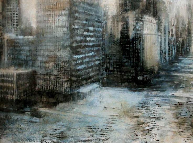 Anders Moseholm датский художник. http://andersmoseholm.dk/index.html