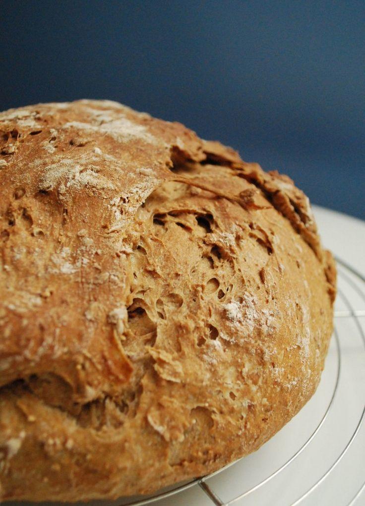 homemade bread - pane fatto in casa