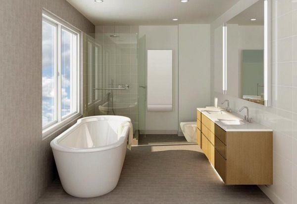 simple bathroom designs - Google Search