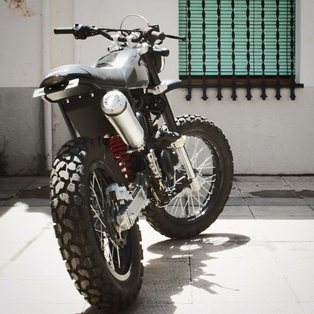 Charmant Tracker By Born Motor Company