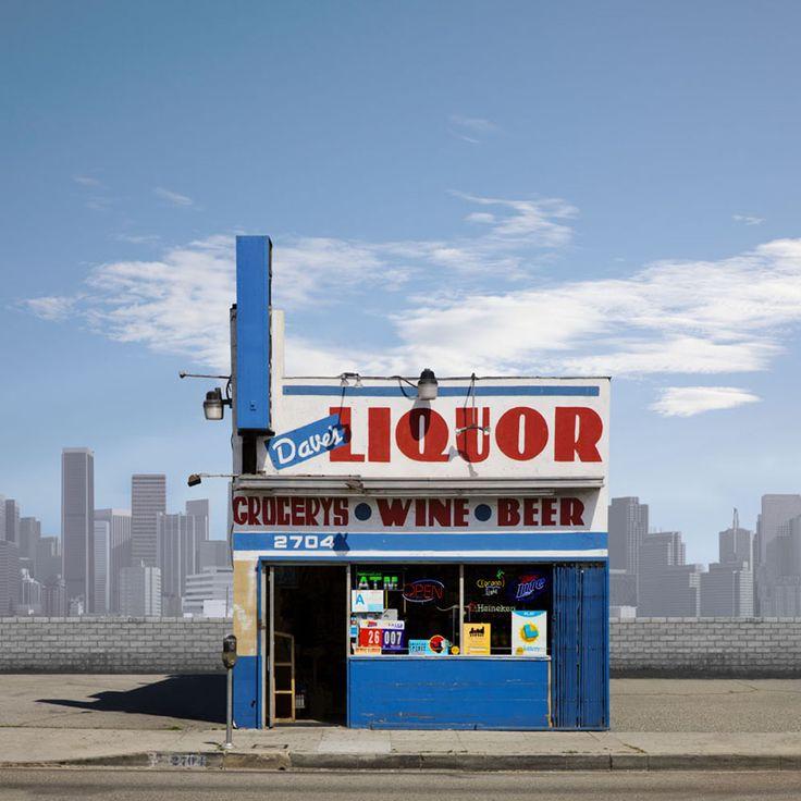 architecture photography serie - ed freeman