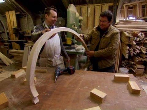 How To Fabricate A Morris Minor Wood Frame - Wheeler Dealers