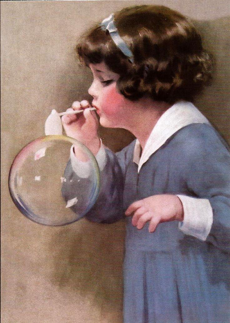 Мыльные пузыри. Часть- 2.. Обсуждение на LiveInternet - Российский Сервис Онлайн-Дневников