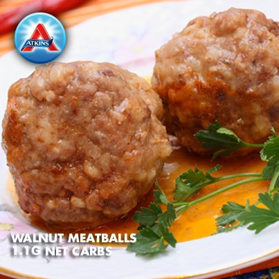 Meatballs with a flavorful twist — great for a game day buffet! (Phases 2-4)