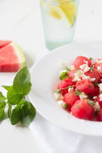 Salata varatica de pepene si menta_3