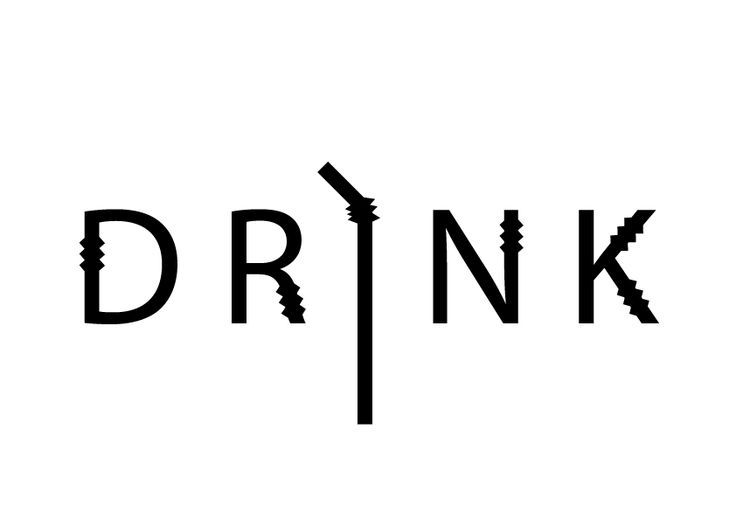 John & Bryan What We Like About it: This illustration is a clever one that the fonts are in a shape of the straw. Where We can use it: Infographiuc/typography/featured image/cover