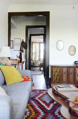 Экскурсия По Дому: Вычурный, Удобный Чикаго Апартаменты | Квартира Терапия