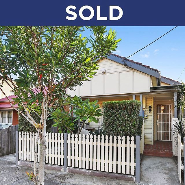 SOLD: 38 Middlemiss Street, Mascot sold for a fantastic $1.41mil, a perfect price for this home and location at auction. #marnieseinor #realestateagent #realestate #rea #forsale #auction #auctionday #sydney #sydneyrea #sydneyhomes #sydneyhouses #mascotlife #mascot #mascotliving #property #propertysales #propertyprices #propertyauction