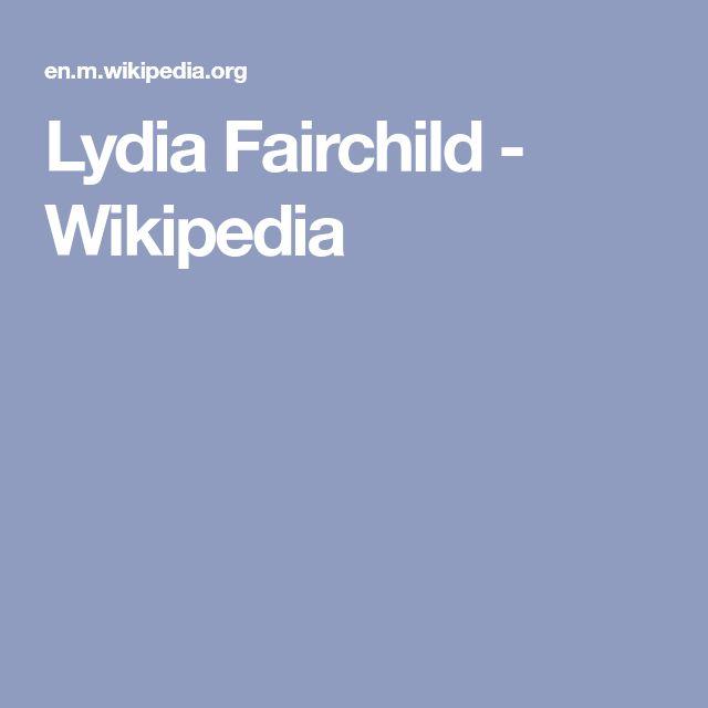 Lydia Fairchild - Wikipedia