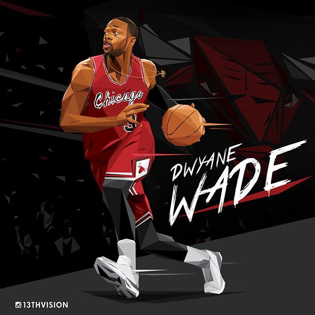 D-Wade is going back to the Chi City!! Tag @dwyanewade ⚡⚡⚡ !