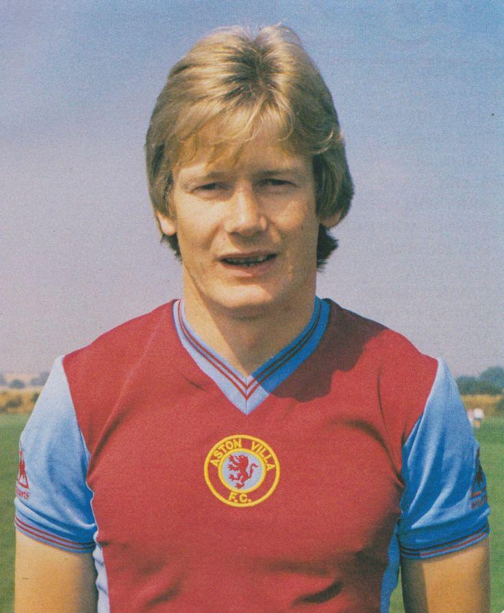 Ken McNaught. Aston Villa