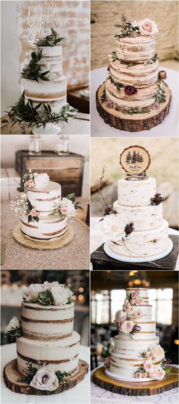 20 Rustic Country Wedding Cake Ideas In 2020 Wedding Cake Centerpieces Country Wedding Cakes Wedding Cake Rustic Country