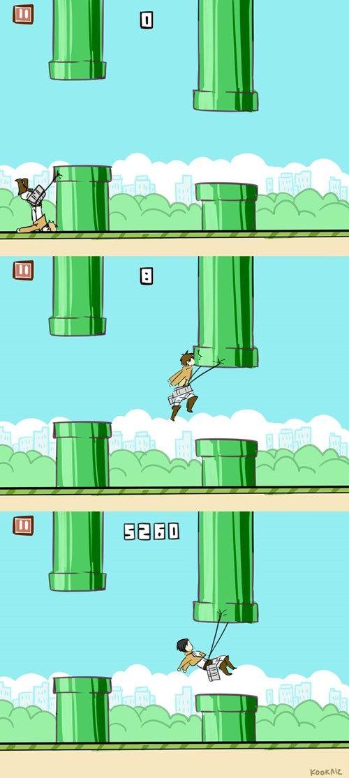 Attack on Mario??? jajajajaja