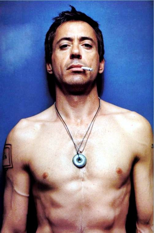 Robert Downey Jnr. That is all.