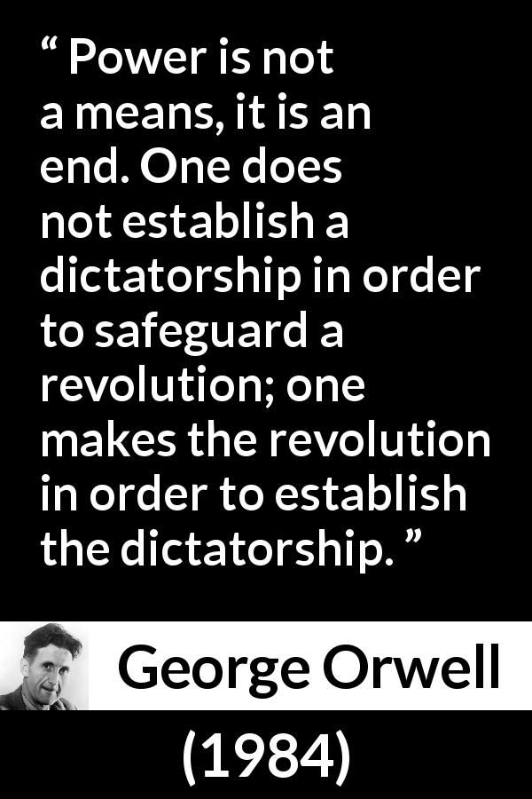 "the power of the government in 1984 by george orwell 3183 quotes from george orwell: ""doublethink means the power of holding two contradictory beliefs in one's ― george orwell, 1984 tags: power."