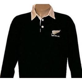 New Zealand Long Sleeve Rugby Shirt - 276R  CHILD