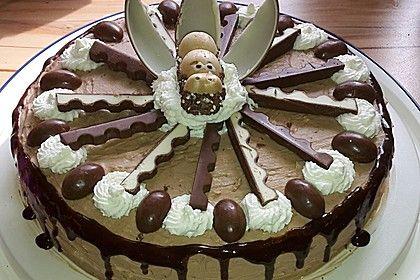 Überraschungsei Torte 1