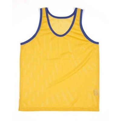 Kiddies Promotional Contrast Trim Basketball Singlet Min 25 - 100% Polyester, Contrast Edge Trimming on Armhole and Neckline,140grm Mesh Fabric. http://www.promosxchange.com.au/kiddies-promotional-contrast-trim-basketball-singlet/p-5473.html