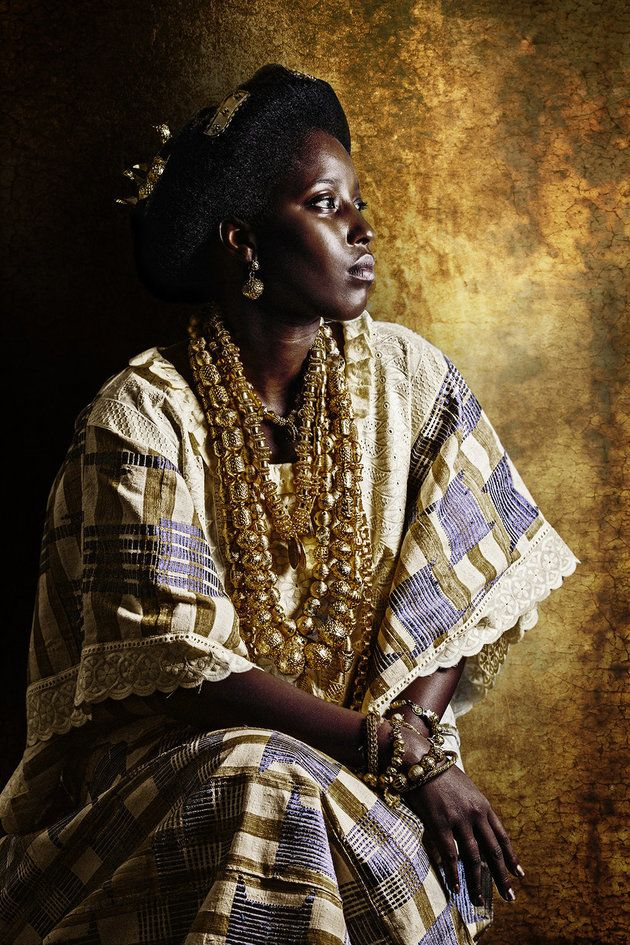 Modern African Women Don Their Ancestors' Clothing, Because The Past Matters