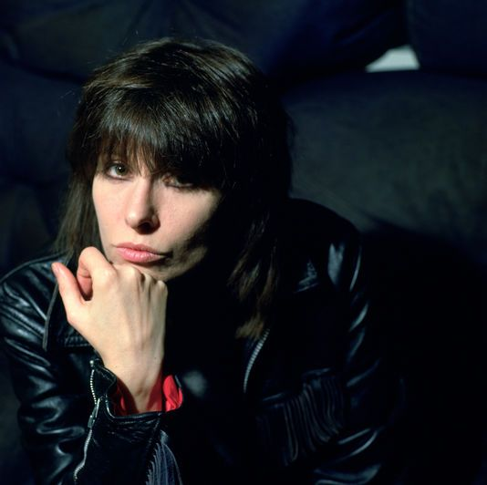 Photo Chrissie Hynde in 1980