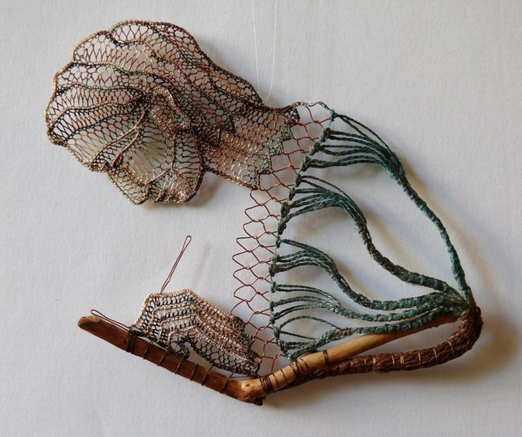 Personified lace creations by Agnes Herczeg – Fubiz Media