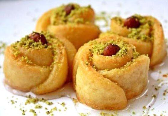 Gül Tatlısı Yapılışı | Yemek Tarifleri Sitesi | Oktay Usta, Pratik Yemekler