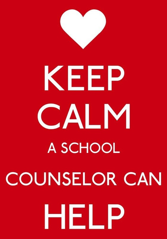 School counselors can help.....LOL not our counselor...(who put that! ^^?)