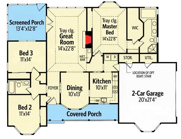 70 best houses and misc images on Pinterest Small home plans