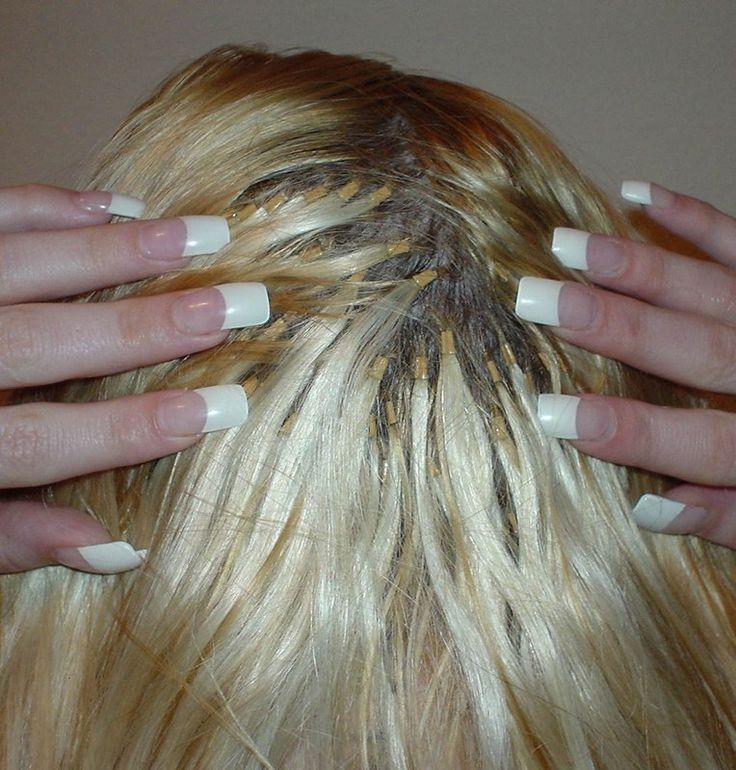 Micro Loop Hair Extensions Cost Human Hair Extensions