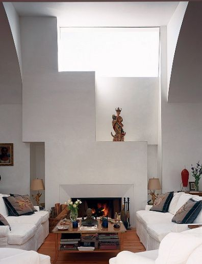 architect Luis Barragan: famous for his play with space and light