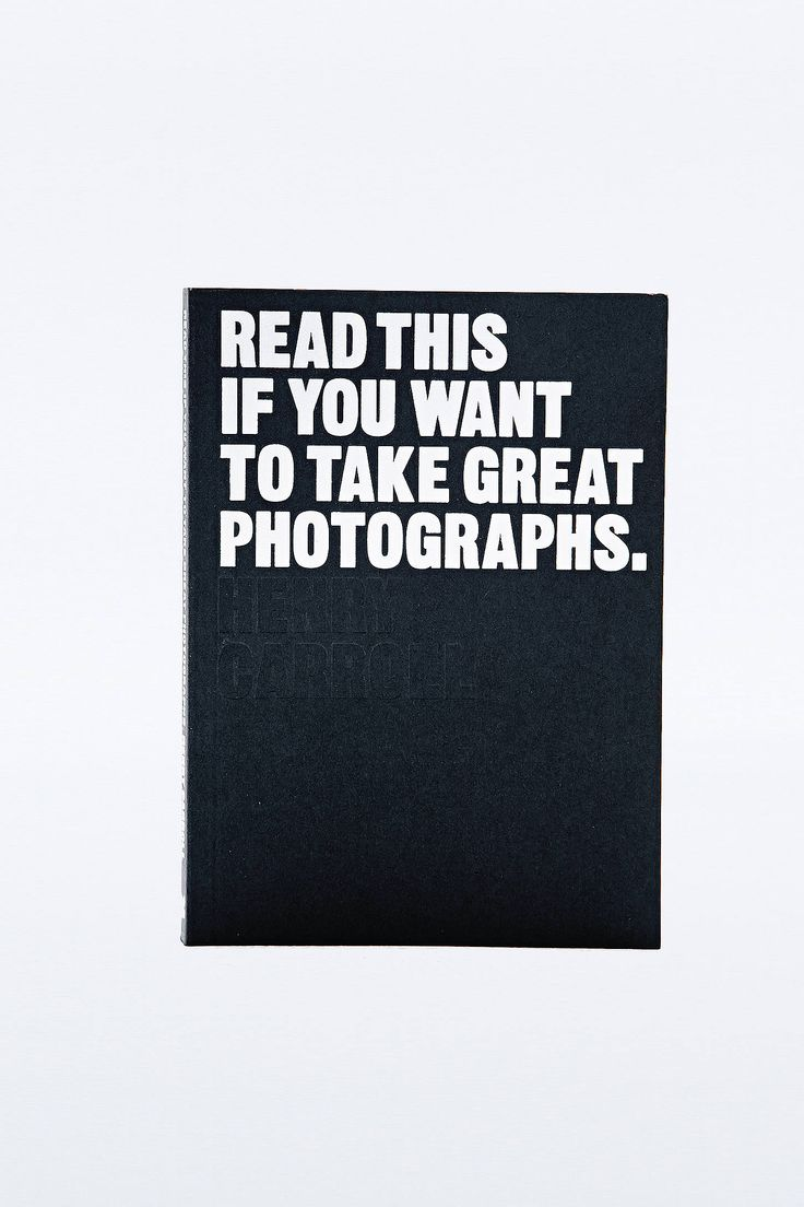 Slide View: 1: Read This If You Want to Take Great Photographs Book