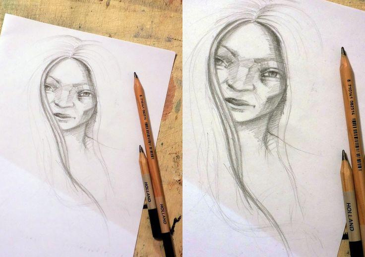 (vázlatrajz) sketch by: Andrea Demény