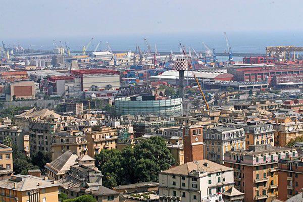 Scegliere e comprare casa a Genova: Cornigliano - Gabetti Immobilborsa
