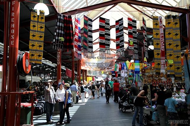 Melbourne Queen Victoria Market