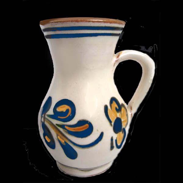 Romania Pottery, Keramik, Ceramique, Ceramica: Transylvania: Korund, Corond, Sibiu Roumania