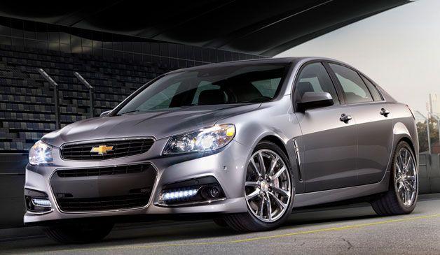 2014 Chevrolet SS. Should take our HammerHead as it's based on the Zeta (Camaro/G8/Holden) platform.