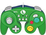 #9: Hori - Mando De Combate Turbo Luigi (Nintendo Wii U Nintendo Classic Mini)  https://www.amazon.es/Hori-Mando-Combate-Nintendo-Classic/dp/B00ND0E604/ref=pd_zg_rss_ts_v_911519031_9 #wiiespaña  #videojuegos  #juegoswii   Hori - Mando De Combate Turbo Luigi (Nintendo Wii U Nintendo Classic Mini)de HoriPlataforma: Nintendo Wii(11)Cómpralo nuevo: EUR 2499 EUR 24154 de 2ª mano y nuevo desde EUR 2415 (Visita la lista Los más vendidos en Juegos para ver información precisa sobre la clasificación…