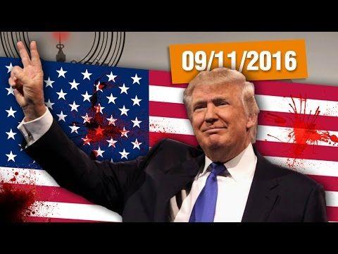 Vitória de Trump, Efeito Trump, Confissão de Dilma, Gasolina Barata e Lady Gaga vs Trump #OtarioNews - YouTube
