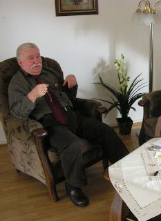 Litero.eu: Lech Wałęsa: Europe is in need of solidarity