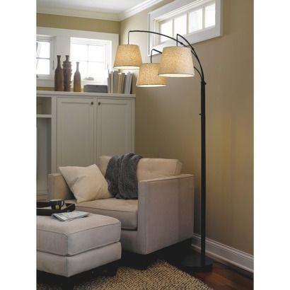 Threshold™ 3-Arm Arc Floor Lamp