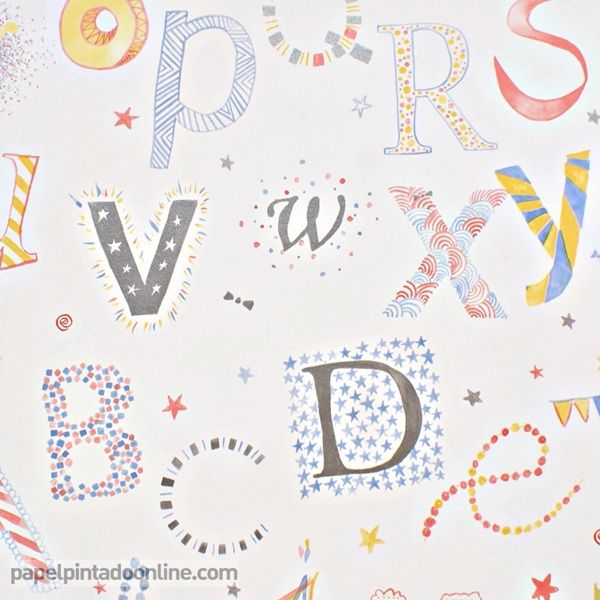 papel pintado letras 41 best papel pintado infantil summer camp images on
