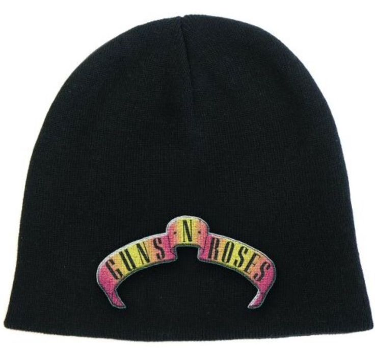 GUNS N ROSES Appetite Beanie Hat Official Band Merch Slash