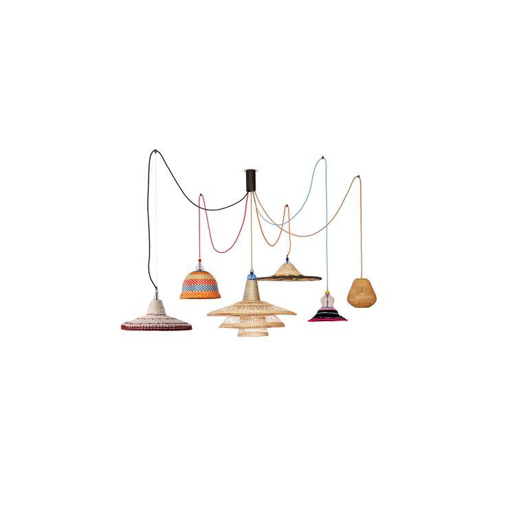PET Lamp | SET OF 6 LAMPS