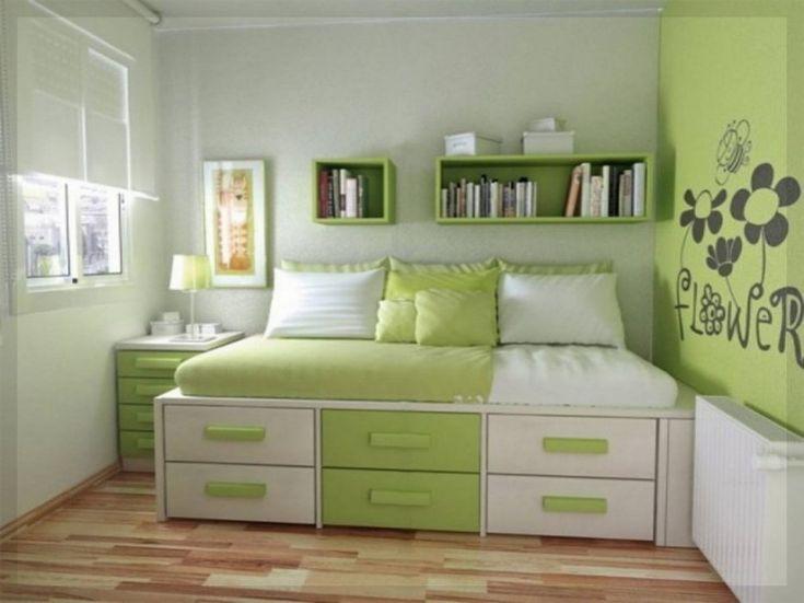 bildergebnis fr schlafzimmer kleiner raum - Kleine Schlafzimmerideen Mit Lagerung