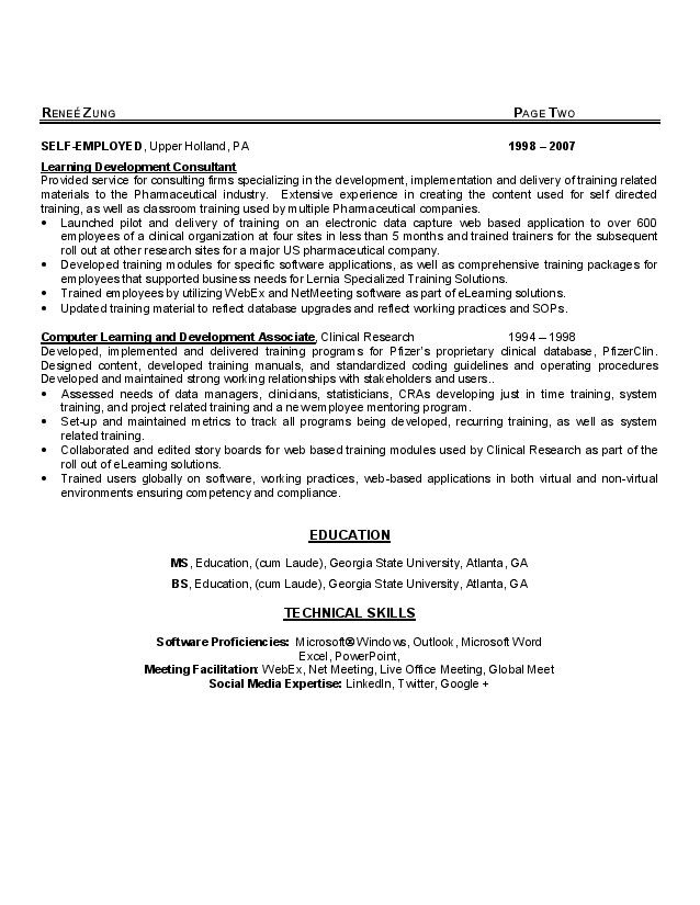 renee zung career coach resume page 2 career coach linkedin career coach resume sample - Career Coach Resume Sample