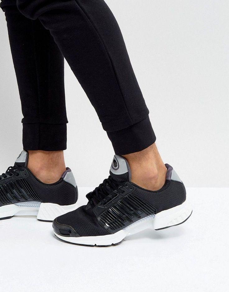 ADIDAS ORIGINALS CLIMACOOL 1 SNEAKERS IN BLACK - BLACK. #adidasoriginals #shoes #