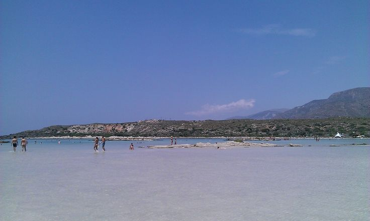 Elafonisi, chania, Crete. The paradise is here.