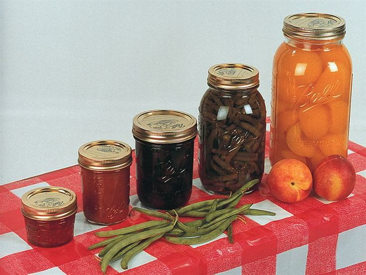 Lehman's - Regular Ball® Canning Jars