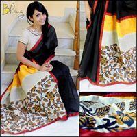 Bhang Sarees