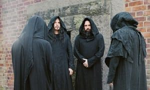 Let us play: SUNN O))) prepare to make a holy racket. https://www.theguardian.com/music/2017/jun/07/sunn-o-the-ecstatic-doom-metallers-turning-rock-concerts-into-ritualist-experiences